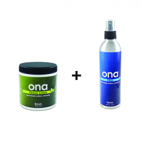 ONA Block + ONA Spray