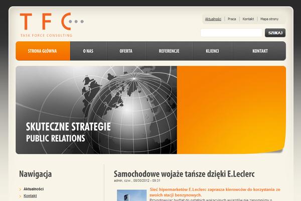 Task Force Consulting - Warszawa